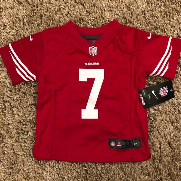 best sneakers af41e 92693 BNWT - Nike 49ers Football Jersey - 3T NWT